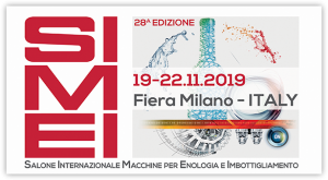 SIMEI выставка в Милане с 19 по 22 Ноября 2019